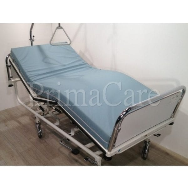 3 Section Hydraulic Hospital Bed Refurbished