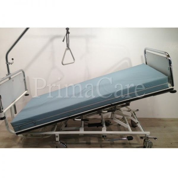 Hospital Bed - Hydraulic - Adjustable - Hi Low - 3 Section - ReverseTrendelenburg