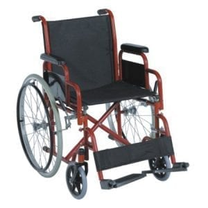 Delux Wheelchair