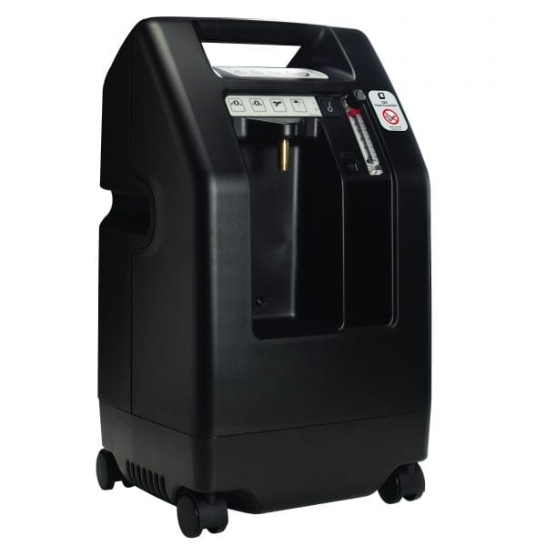 DevilBiss Compact 525 Oxygen Concentrator - Full View
