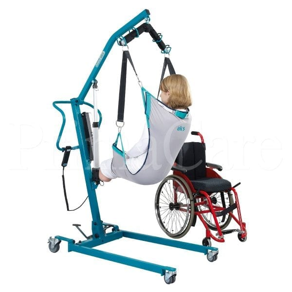 Patient lifter hoist - aks - foldy - for kids and children