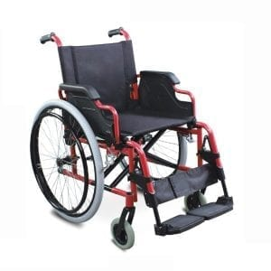 Ultra Deluxe Wheelchair