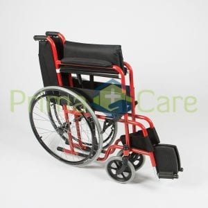 Wheelchair - Standard - Folded