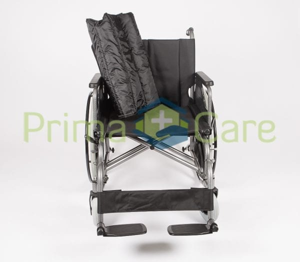 Wheelchair - Super Heavy Duty - front view with pad