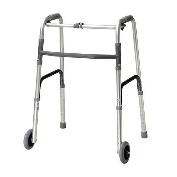 Zimmer Frame - Walker - With Wheels - Mobility aids | Hospital Beds ...