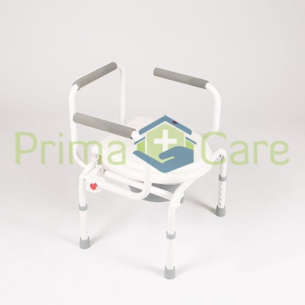 Commode - Drop arm