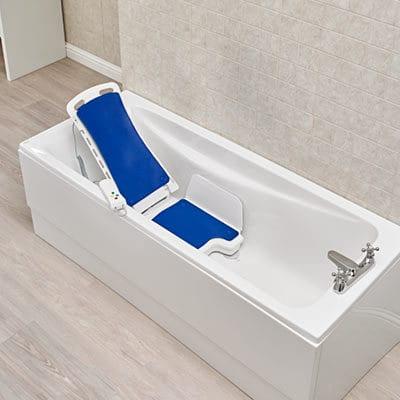 Drive Medical - Bella Vita - Bath Lift - Submerged