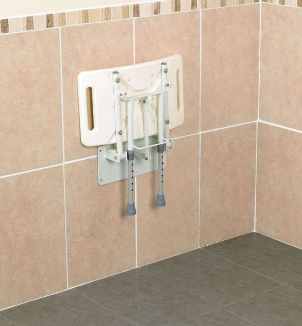 shower-chair-wall-mounted-folded