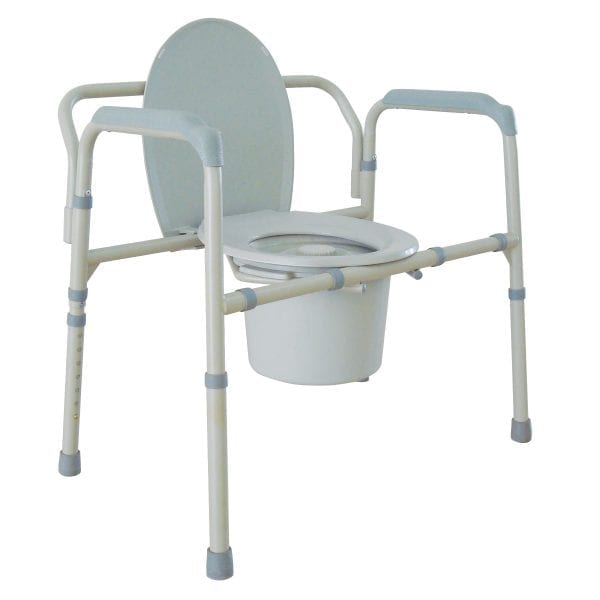 Commode - Standard - Folding - Overview