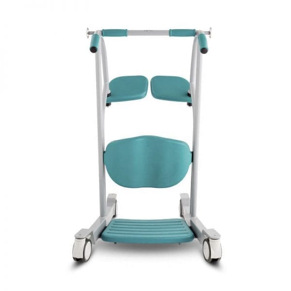 AMI - HandiCare - Sit to Stand Transfer Lifter - Rear view