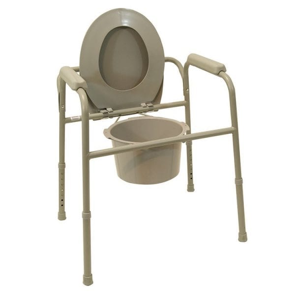 Commode - Drive Medical - TSG 130 - Removable bucket