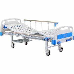 Hospital bed - Manual - 2 Crank