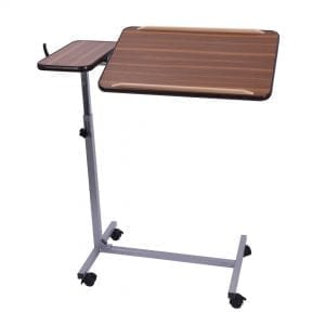 Overbed Table - Drive Medical - Twin Top