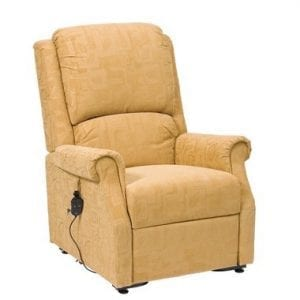 Rise Recliner - Restwell - Chicago - Fabric