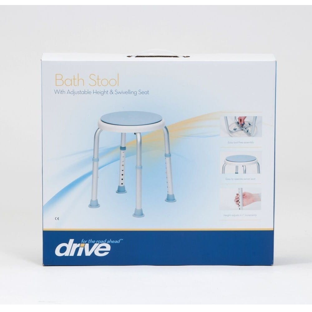 Shower Seat - Drive Medical - 360 Rotating - Mobility aids ...