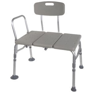 Transfer Bench - Drive Medical - Plastic