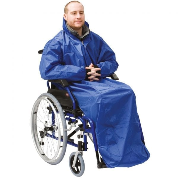 Wheelchair Coverall - Drive Medical - With Sleeves
