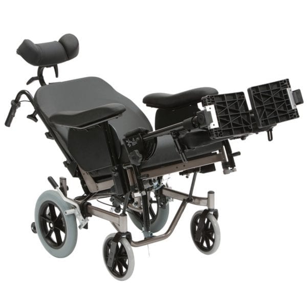 Wheelchair - Drive Medical - ID Soft - Tilt and reclined
