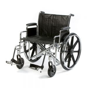 Wheelchair - Drive Medical - Sentra EC