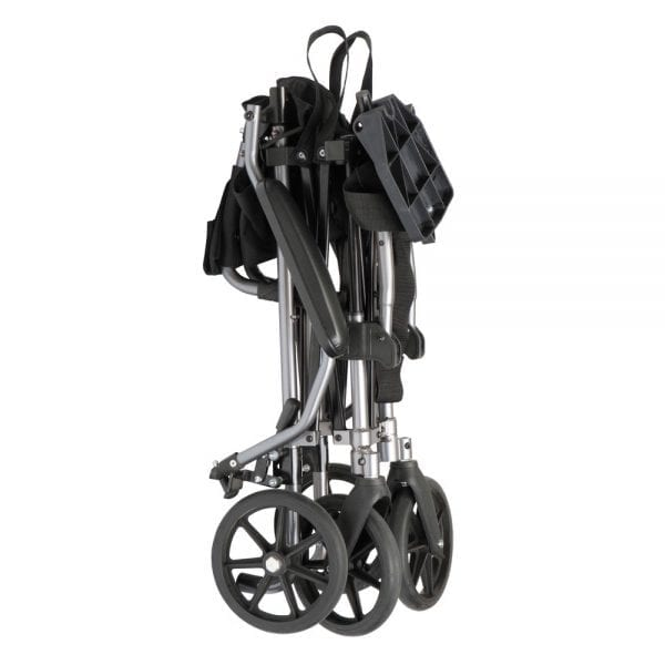 Wheelchair - Drive Medical - Travelite - Folded