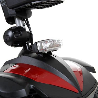 Mobility scooter - Drive M edical - Envoy - Adjustable tiller and headlight