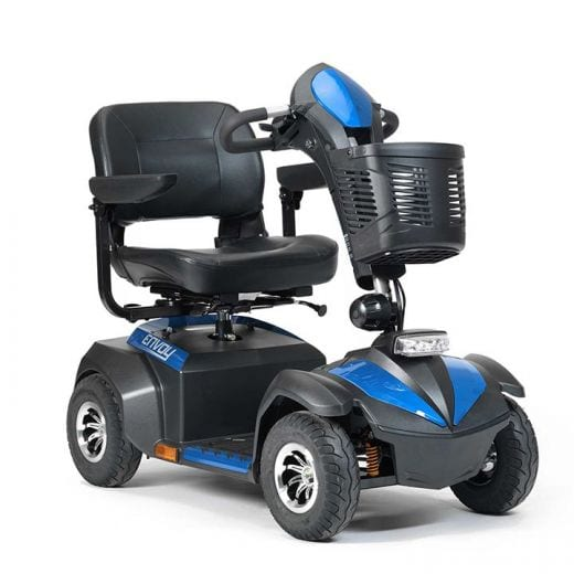 Mobility scooter - Drive M edical - Envoy - Blue