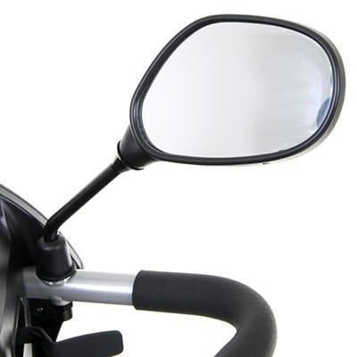 Mobility scooter - Drive M edical - Envoy - Rear view mirror