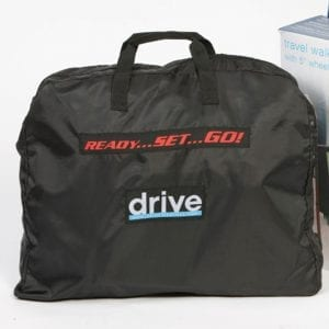 Walking Frame - Drive Medical - Ready Set Go - Travel bag
