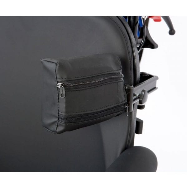 Wheelchair - Drive Medical - ID Soft - Adjustable side support mechanism