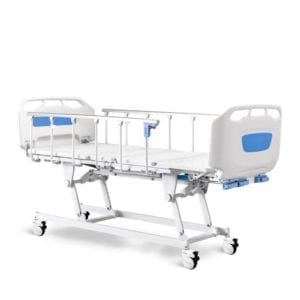 3_Crank_Height_Adjustable_Hospital_Bed