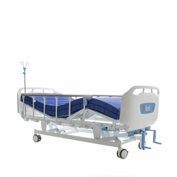 3_Crank_Manual_Hospital_ICU_Bed