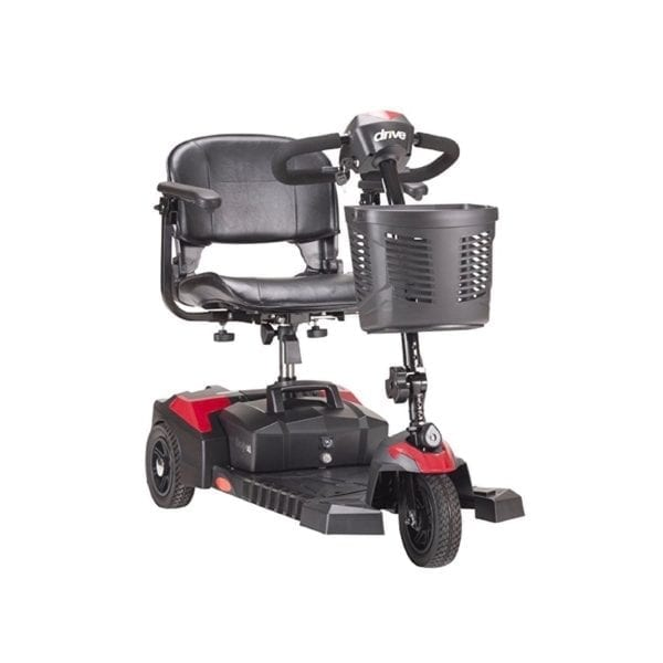 Mobility Scooter – Drive Medical - Scout - 3 Wheel