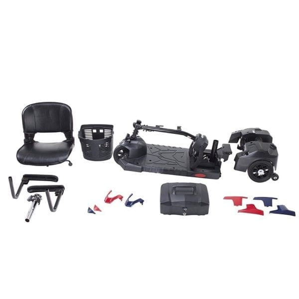 Mobility Scooter – Drive Medical - Scout - 3 Wheel - Dismantled