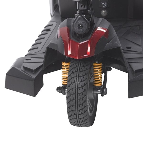 Mobility Scooter – Drive Medical - Scout - 3 Wheel - Front end