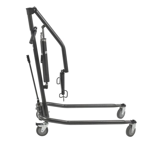 Patient Lifter - Drive Medical - Hydraulic - Arm in lowest position