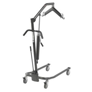 Patient Lifter - Drive Medical - Hydraulic - Back View