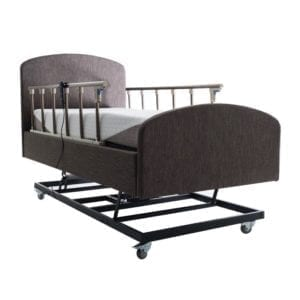 Homecare bed - Avante - HiLo Flex - Height Adjustable