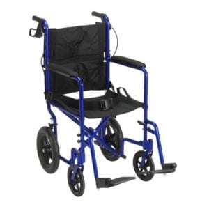 Transport Wheelchair - Drive Medical - Expedition