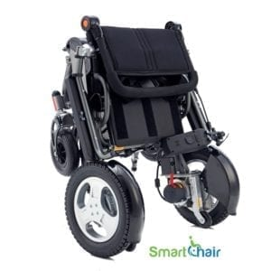 Electric Wheelchair – KD Smart - Special Edition - Folded