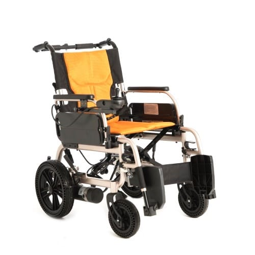 Eletric_Wheelchair_Explorer_Flip_Up_Footrests