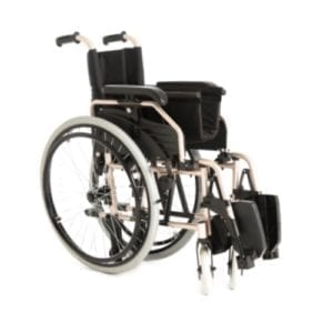 Lightweight Wheelchair - Classique - Folded