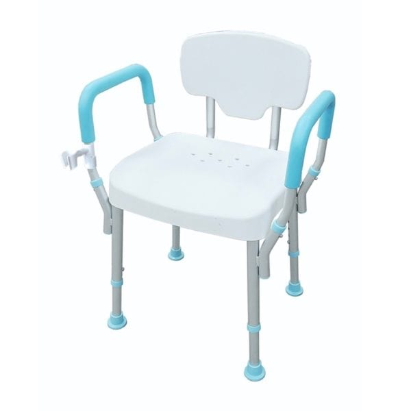 Shower Chair - Dura - Arms and Backrest