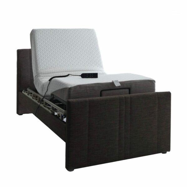 Homecare Bed - Avante - Erica - Back and leg Adjustaments