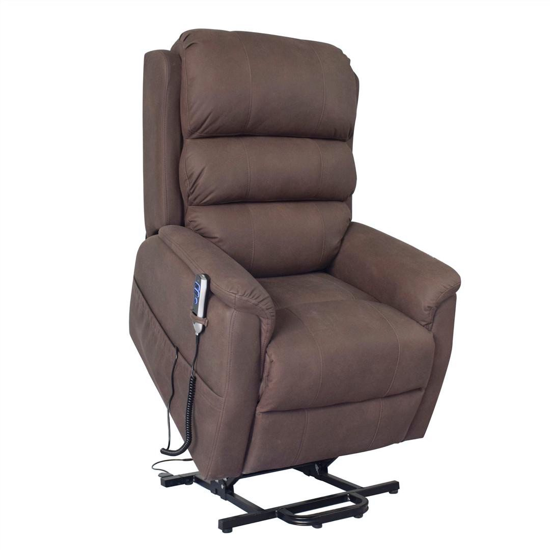 Rise Recliner - Dr Mobility - Milano - Lift Chair - Chocolate