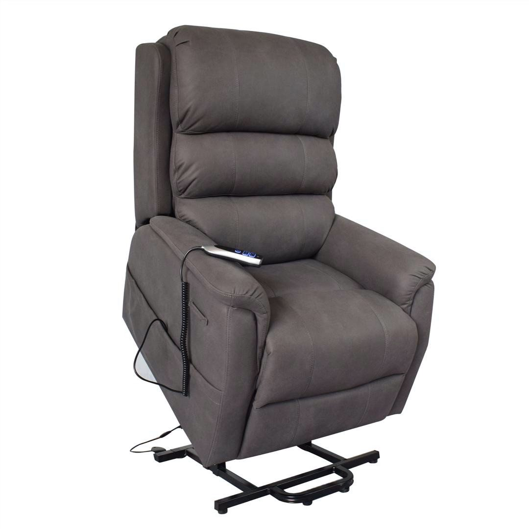 Rise Recliner - Dr Mobility - Milano - Lift Chair - Graphite