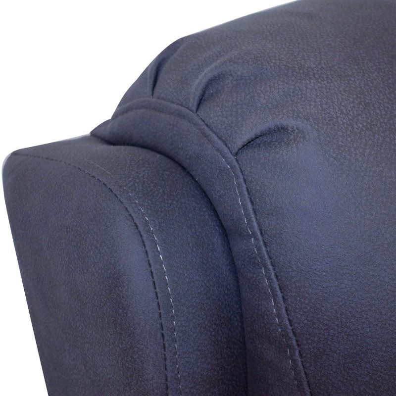 Rise Recliner - Dr Mobility - Milano - Midnight Blue