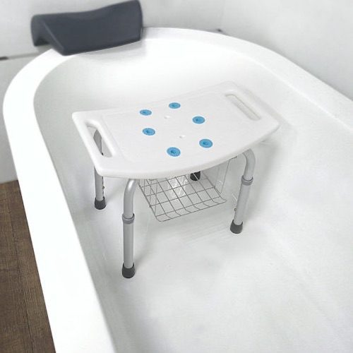Shower Seat - With Storage - Tool free