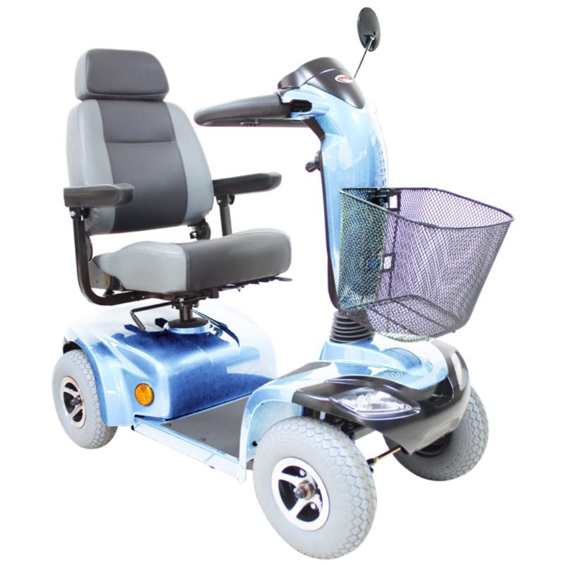 Mobility Scooter – CTM – HS559 - Ice Blue