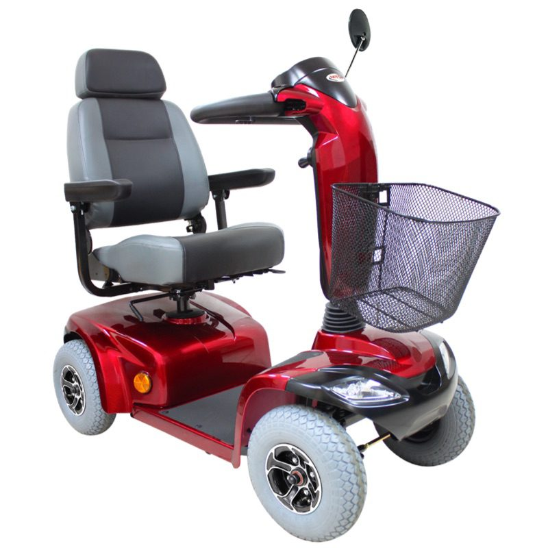 Mobility Scooter – CTM – HS559 - Red