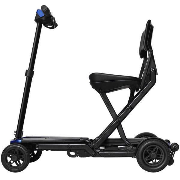 Maleta Mobility Scooter - Side View